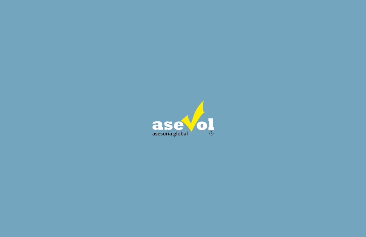 Nuevo proyecto Drupal: Asevol Asesoría Global