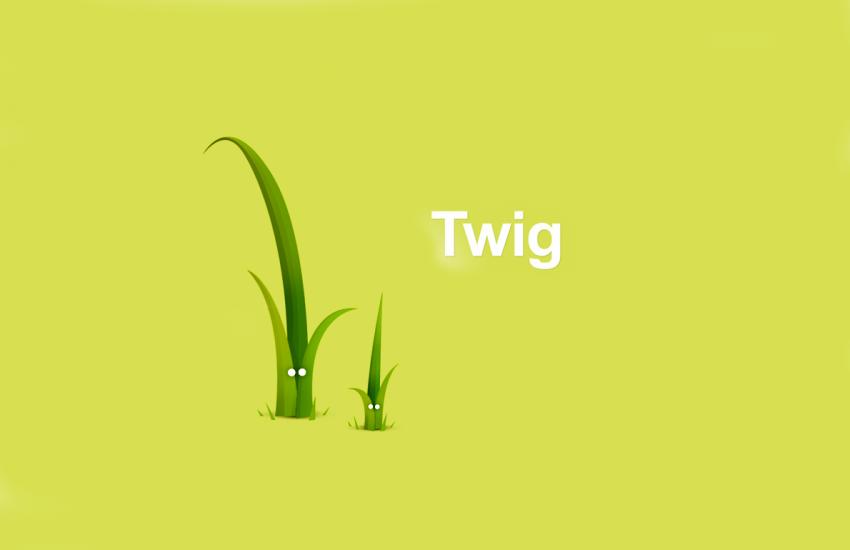Nuevas características en Twig